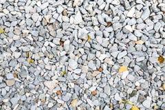 Beaucoup petite roche au sol Photographie stock libre de droits