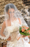 Beaufiful bride Stock Photo