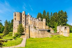 Free Beaufort Castle In Luxembourg Royalty Free Stock Image - 149743136