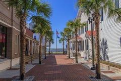 Free Beaufort South Carolina Waterfront Street Royalty Free Stock Photography - 70130567