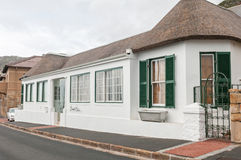 Beaufort Villa in Kalk Bay Stock Images