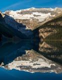 Beauful Lake Louise, Alberta, Canadá Fotografía de archivo libre de regalías