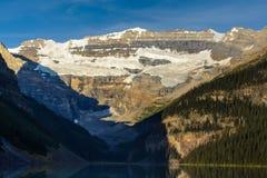 Beauful Lake Louise, Alberta, Canadá Imagen de archivo libre de regalías