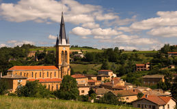 Beaujolais, France Royalty Free Stock Photo