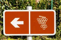 Beaujolais, Rhone-Alpes, Francia Fotografie Stock
