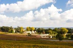 Beaujolais, rhone, Francja Obrazy Royalty Free