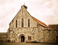 Beaulieu修道院,英国 库存图片