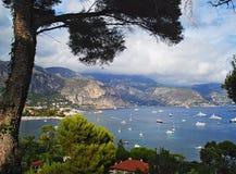 Beaulieu et yachts Photo libre de droits