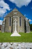 Beaulieu-Kirche Stockfoto