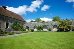 Beaulieu opactwa kościół Zdjęcia Royalty Free