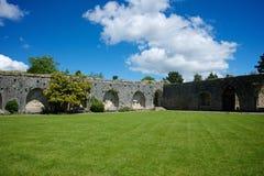 Beaulieu opactwa kościół Obrazy Royalty Free