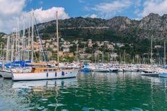 Beaulieu sur Mer Royalty Free Stock Image