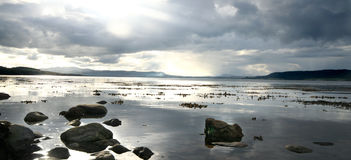 Beauly firth stock photo