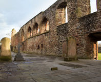 Beauly Priory interior Stock Image