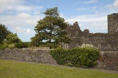 Beaumaris城堡 免版税库存照片