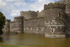 Beaumaris城堡 免版税库存图片