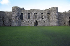 Beaumaris castle Royalty Free Stock Images