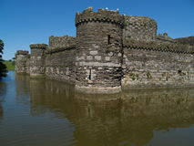 Beaumaris Castle Royalty Free Stock Photography