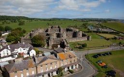 Beaumaris Castle στοκ εικόνες
