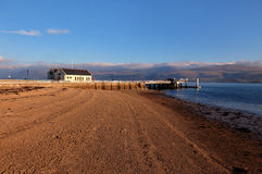 Beaumaris Pier Royalty Free Stock Photography