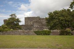 Beaumaris Castle Stock Image
