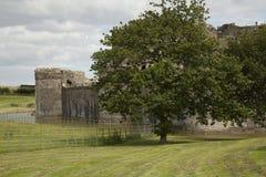 Beaumaris Castle Stock Photo