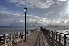 Beaumaris Pier Stock Image
