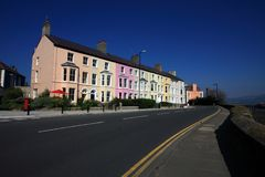 Beaumaris town Stock Photography