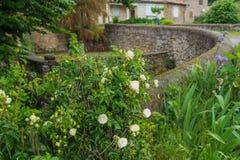 Beaumont, ardeche, Франция стоковое фото rf