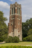 Beaumont Tower at Michigan State University. The Beaumont Tower is a structure on the campus of Michigan State University, designed by the architectural firm of Stock Photo