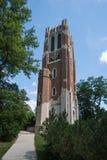 Beaumont-Turm an MSU Stockfotografie