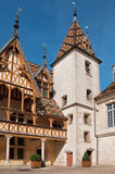 Beaune Stockfoto