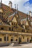 Beaune - Borgoña - Francia Fotografía de archivo libre de regalías