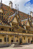Beaune - Burgundy - France Royalty Free Stock Photography