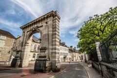 Beaune, Francia imagenes de archivo