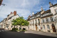Beaune, Francia imágenes de archivo libres de regalías