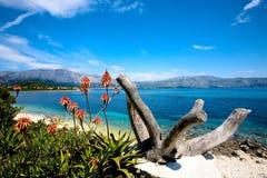 Beauté 2 d'île Photos libres de droits