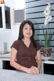 Beauté asiatique Image libre de droits