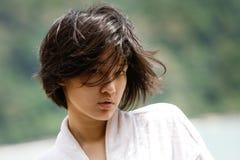 Beauté asiatique photographie stock