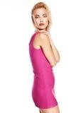 Beauté blonde sensuelle Photographie stock libre de droits