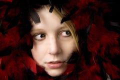Beauté dans les clavettes Image libre de droits