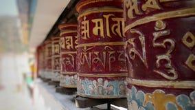 Beauté de Buddist Monestry photographie stock libre de droits