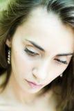 Beauté de l'adolescence photo libre de droits