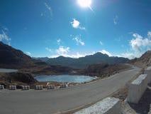 Beauté de l'Himalaya images libres de droits