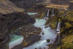 Beauté de l'Islande Photo libre de droits