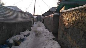 Beauté de la Kashmir Photos libres de droits