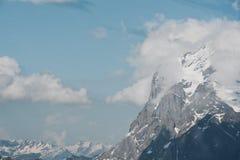Beauté de montagne Photo libre de droits