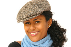 Beauté de sourire Images libres de droits