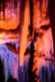 Beauté de stalactite Photos stock