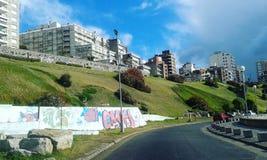 beauté de ville Image stock